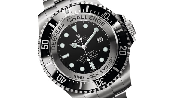 Rolex Heads Into The Deep Watches Of Switzerland