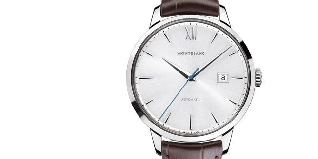 montblanc meisterstück heritage date automatic price