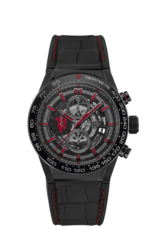 CAR2A1J.FC6400 SP HEUER 01 RED DEVIL 2017