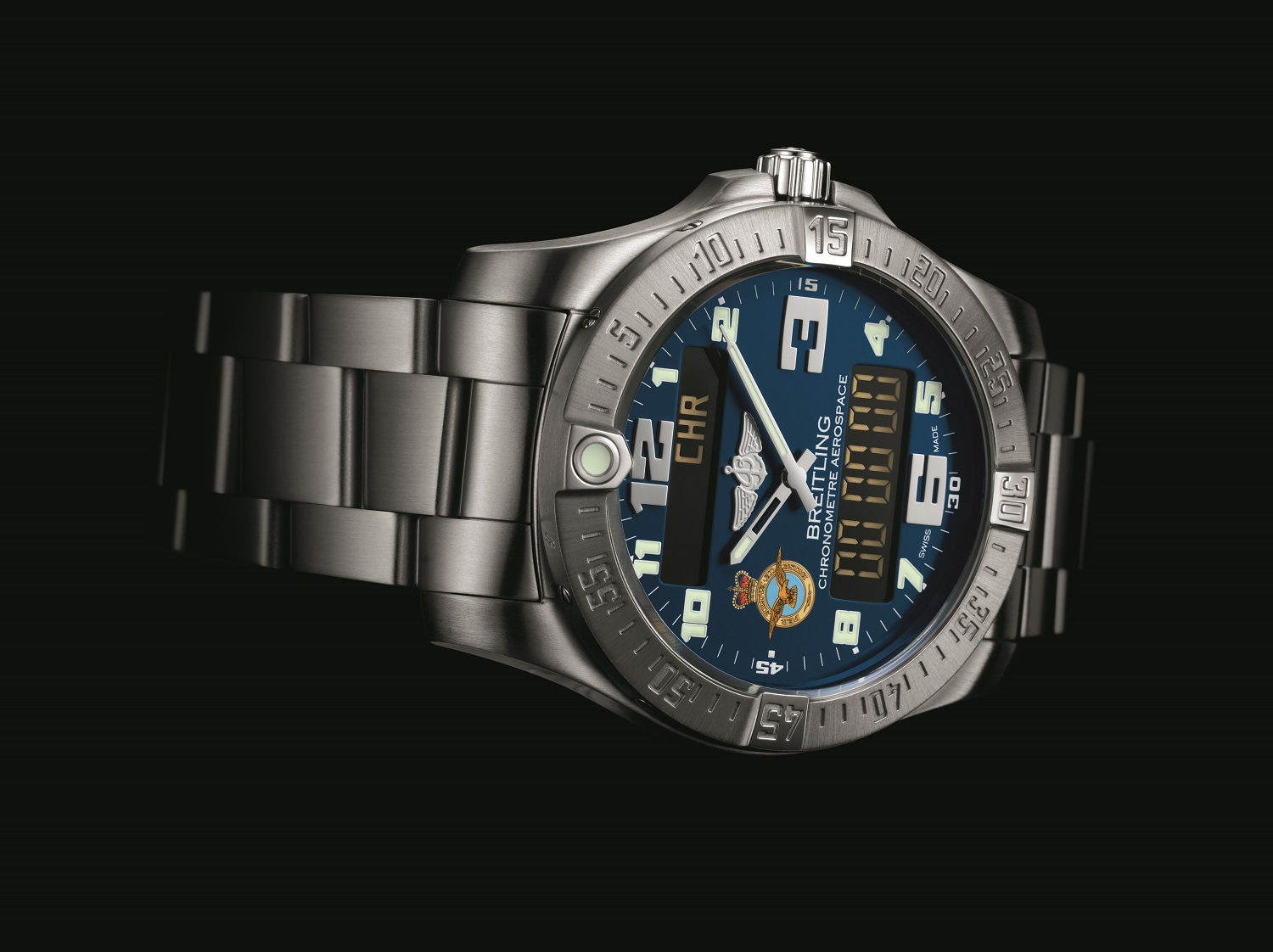 Breitling Aerospace Evo - RAF 100 Limited Edition