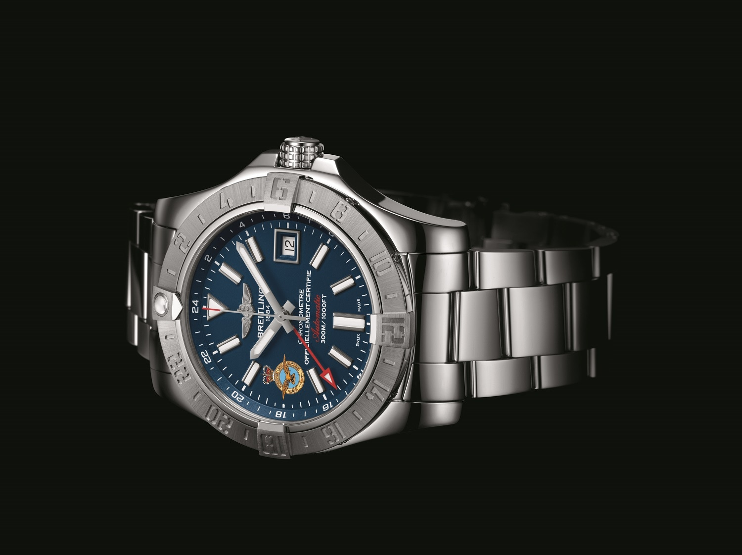 Breitling Avenger II GMT - RAF 100 Limited Edition