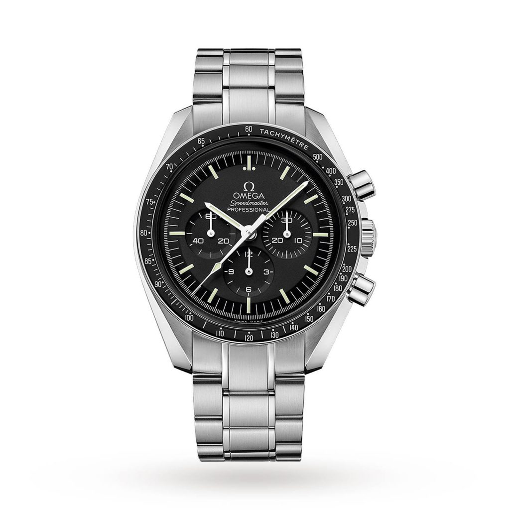 Omega Speedmaster Professional Moonwatch First Watch On The Moon Certified By Nasa £3,680.00 ($5,250.00)