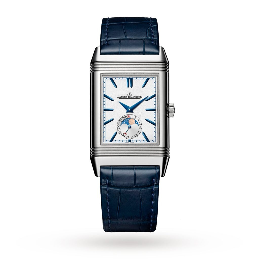 Jaeger-Lecoultre Reverso Tribute Moon Mens Watch £11,500.00 ($12,700.00)