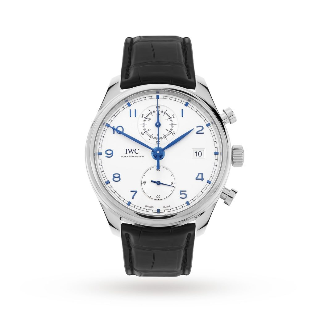 IWC Portugieser Chronograph Classic Mens Watch £9,950.00 ($12,100.00)