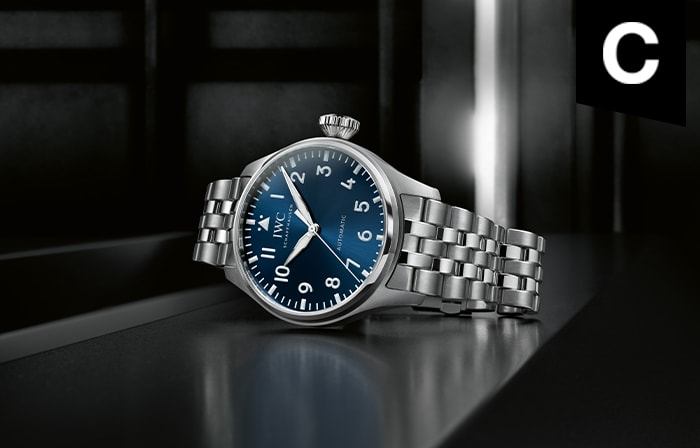 Discussing IWC Schaffhausen with their Creative Director Christian Knoop S