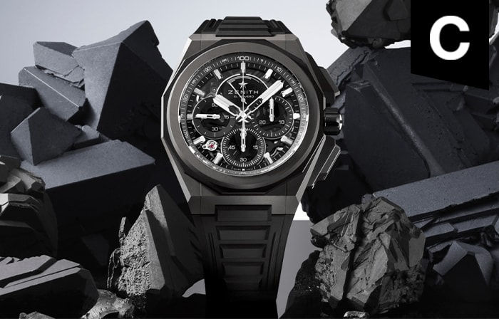 INTRODUCING THE NEW ZENITH DEFY EXTREME